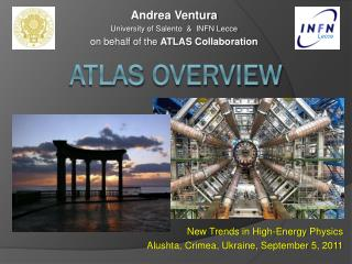 ATLAS  overview