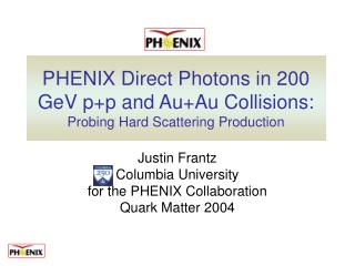 PHENIX Direct Photons in 200 GeV p+p and Au+Au Collisions: Probing Hard Scattering Production