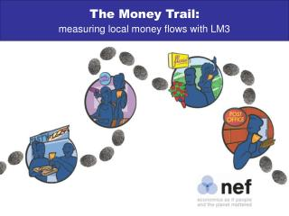 The Money Trail: measuring local money flows with LM3