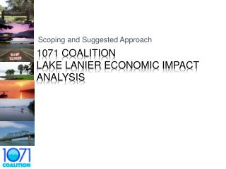 1071 Coal i tion Lake Lanier  Economic Impact Analysis