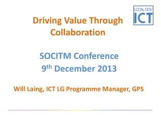 Driving Value Through Collaboration