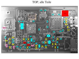 TOP, alle Teile