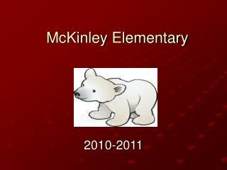 McKinley Elementary School McKinley Elementary
