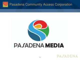 Pasadena Community Access Corporation