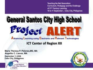 ICT Center of Region XII