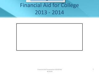 Financial Aid for College 2012 - 2013