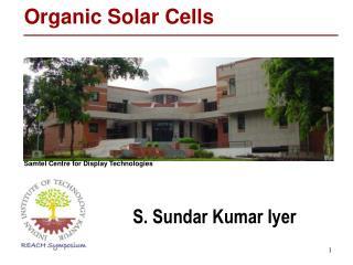 S. Sundar Kumar Iyer