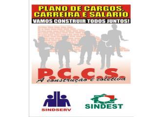 PCCS  Lei Complementar nº 162/95