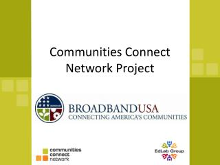 Communities Connect Network Project