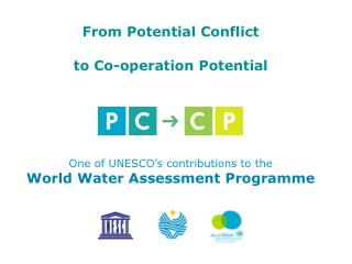 From Potential Conflict  to Co-operation Potential