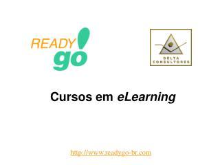 Cursos em  eLearning