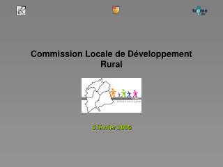 Commission Locale de Développement Rural