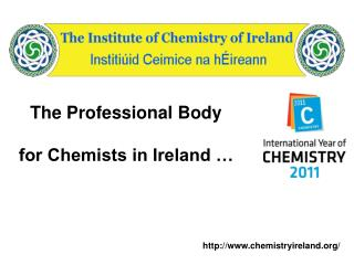 The Professional Body  for Chemists in Ireland …