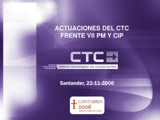 Santander, 22-11-2006