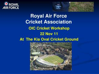Royal Air Force  Cricket Association