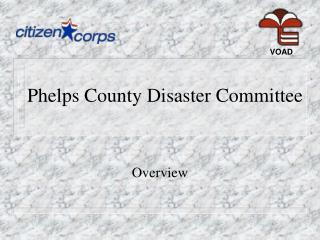 Phelps County Disaster Committee