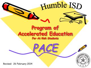 Program of  Accelerated Education For At Risk Students PACE