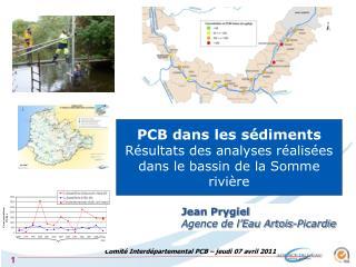 Comit� Interd�partemental PCB � jeudi 07 avril 2011