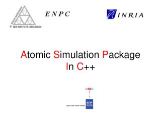 A tomic  S imulation  P ackage  I n  C ++