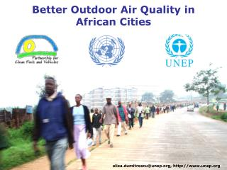 Better Outdoor Air Quality in  African Cities