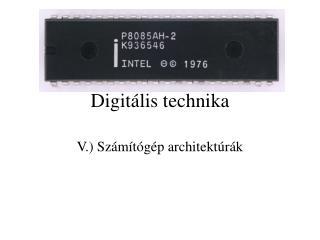 Digitális technika