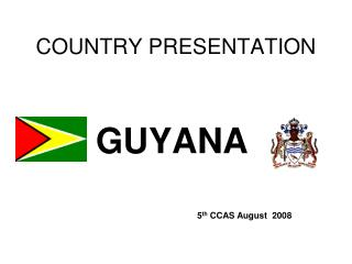 COUNTRY PRESENTATION