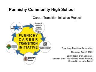 Punnichy Community High School
