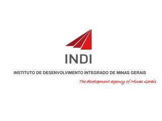 INSTITUTO DE DESENVOLVIMENTO INTEGRADO DE MINAS GERAIS