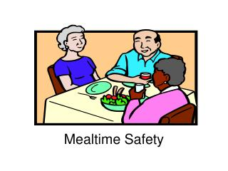 Mealtime Safety