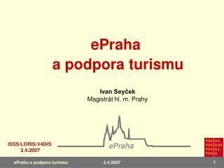 Ivan Seyček Magistrát hl. m. Prahy