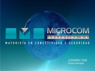 Temario: Introducción a la marca. Concepto de Argon. Presentación de Productos.