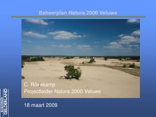Beheerplan Natura 2000 Veluwe
