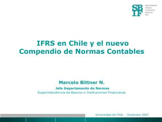 Universidad de Chile  - Diciembre 2007