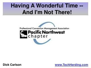 Dick Carlson                                         TechHerding