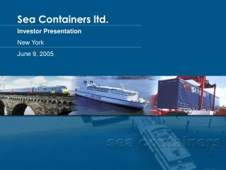 Sea Containers ltd.