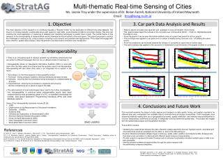 Multi-thematic Real-time Sensing of Cities