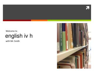 english iv h