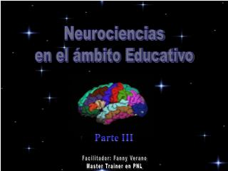 Neurociencias en el ámbito Educativo