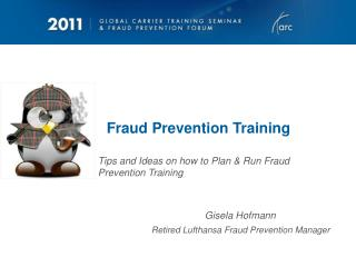 Fraud Prevention Training