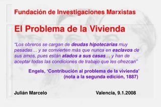 Julián Marcelo                                     Valencia, 9.1.2008