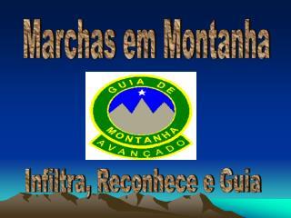 Marchas em Montanha