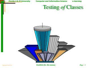 Features of classes: Attributes Behavior/Operations/Methods