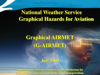 National Weather Service  Graphical Hazards for Aviation