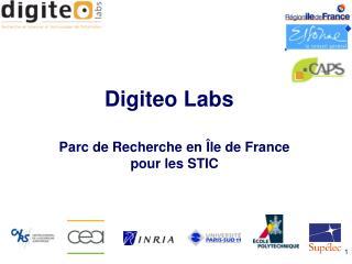 Parc de Recherche en �le de France pour les STIC