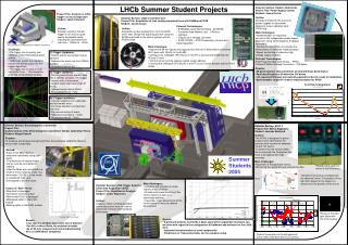 LHCb Summer Student Projects