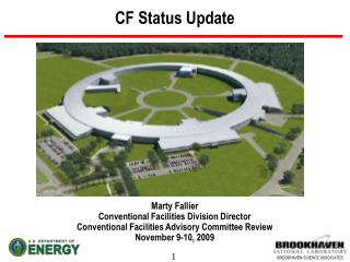 CF Status Update