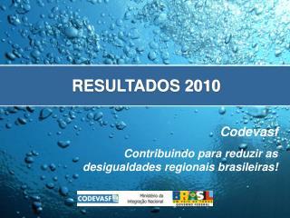 RESULTADOS 2010