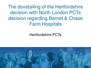 Hertfordshire PCTs