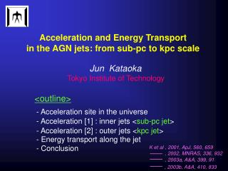Acceleration and Energy Transport  in the AGN jets: from sub-pc to kpc scale