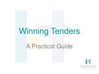 Winning Tenders